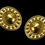 Sutton Hoo vintage costume jewelry