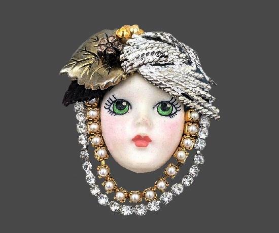 Marena Eros vintage costume jewelry