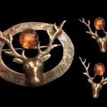 Ward Brothers vintage costume jewelry
