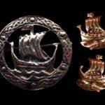 David Andersen vintage silver jewelry