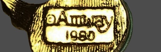 1980 Amway signature