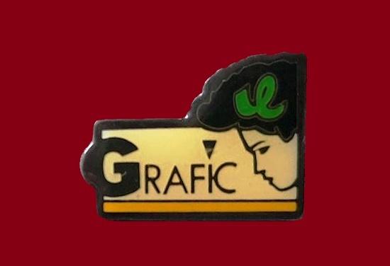 1990s badge