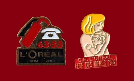 1990s badges