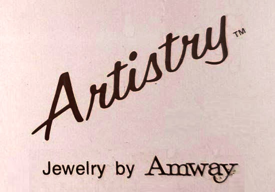 Artistry jewelry by Amway