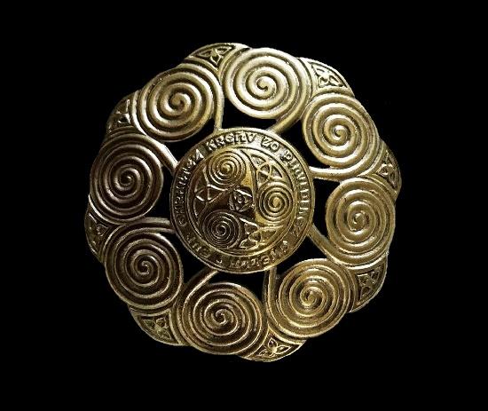 Signed Kelt vintage jewelry