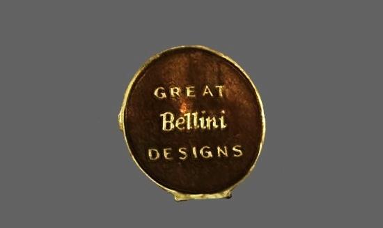 Great Bellini designs foil tag