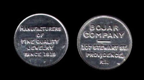 Hallmarked badges
