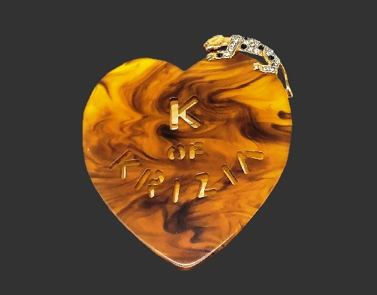 Krizia vintage costume jewelry