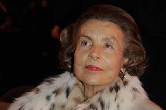 Liliane Bettencourt (21 October 1922 – 21 September 2017)