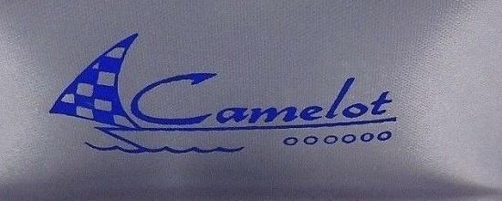 Sailboat Camelot hallmark