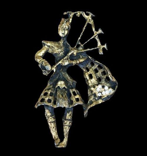 Harry Klitzner vintage costume jewelry