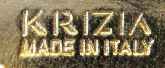 Signed Krizia made in Italy