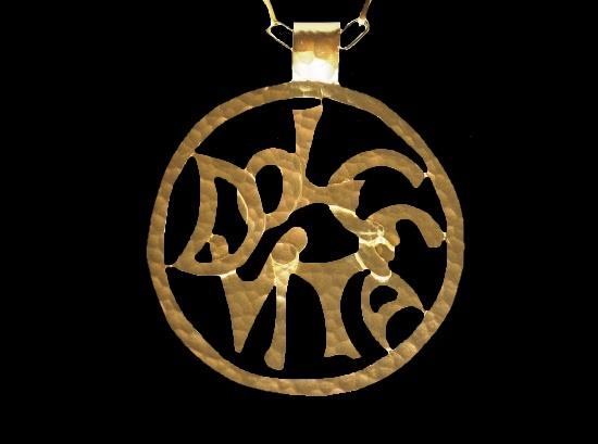 Trademark pendant