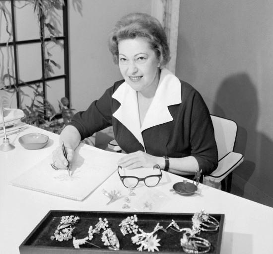 1961 photo of Liz Reimer