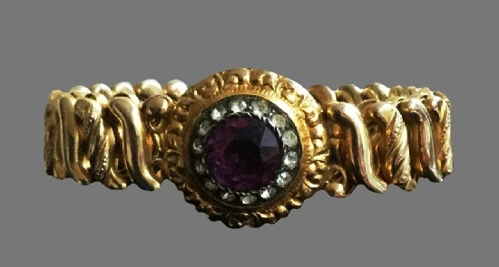 DFB Briggs vintage costume jewelry