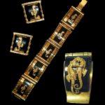 Jean Painleve vintage costume jewelry