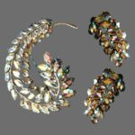 Gus Sherman vintage costume jewelry