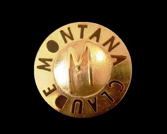 Claude Montana vintage costume jewelry