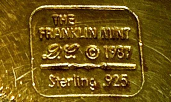 David Cornell for Franklin Mint