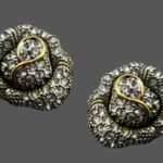 Signed CT vintage costume jewelry