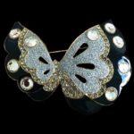 Hanae Mori vintage costume jewelry
