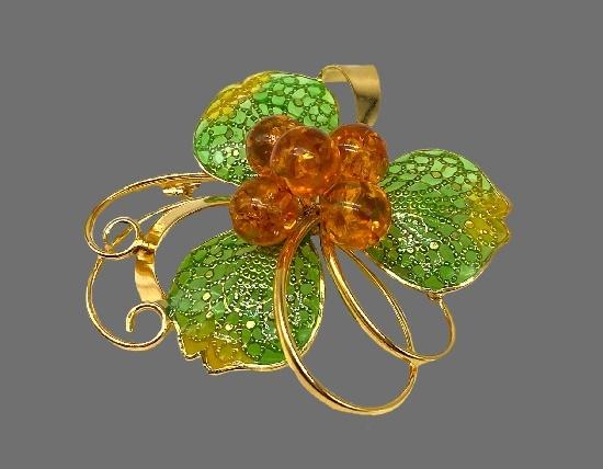 Japanese Vintage Kuji Amber jewelry