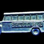 Jim Clift vintage lapel pins