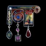 Yossi Steinberg vintage costume jewelry
