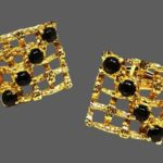 Lucien Piccard vintage costume jewelry