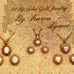 American vintage Cyvra costume jewelry