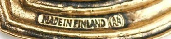 Made in Finland signature